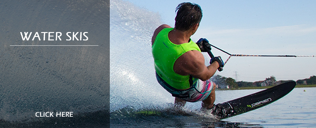Buy Bargain Water Skis and Waterski Equipment